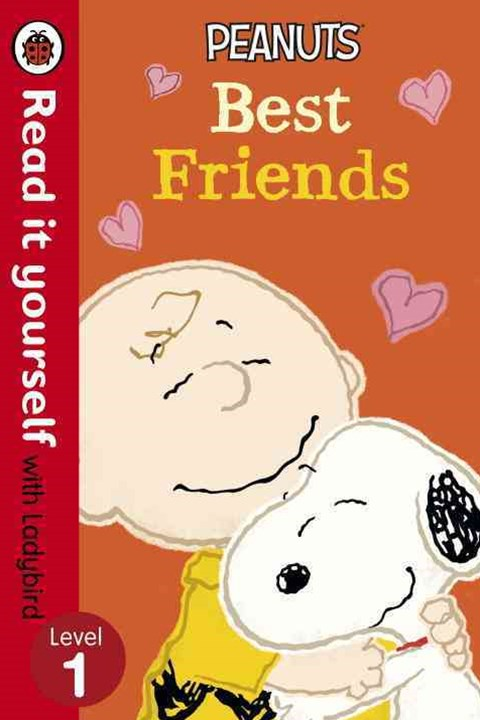 Read It Yourself With Ladybird: Level 1: Peanuts: Best Friends
