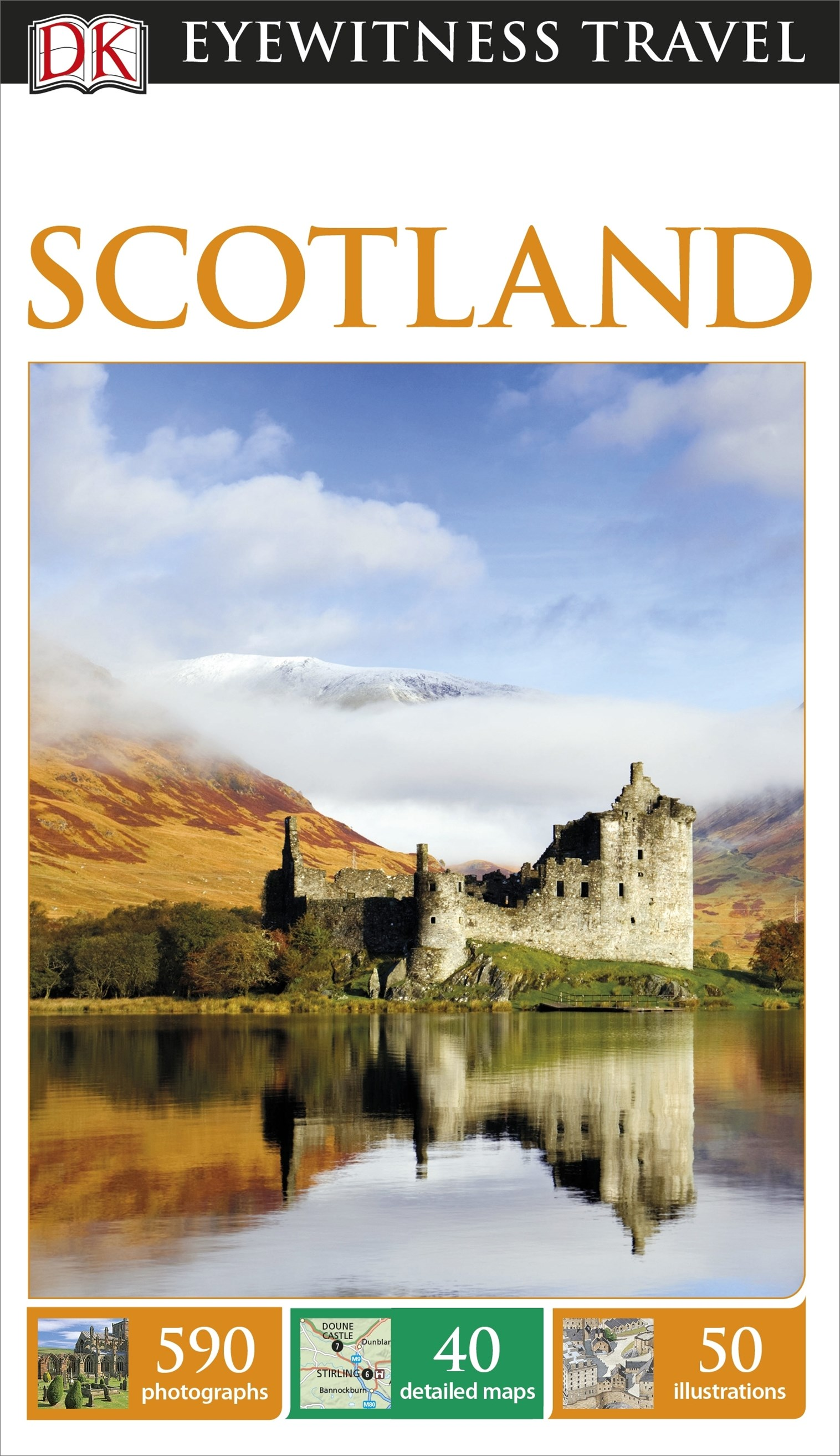 Scotland: Eyewitness Travel Guide