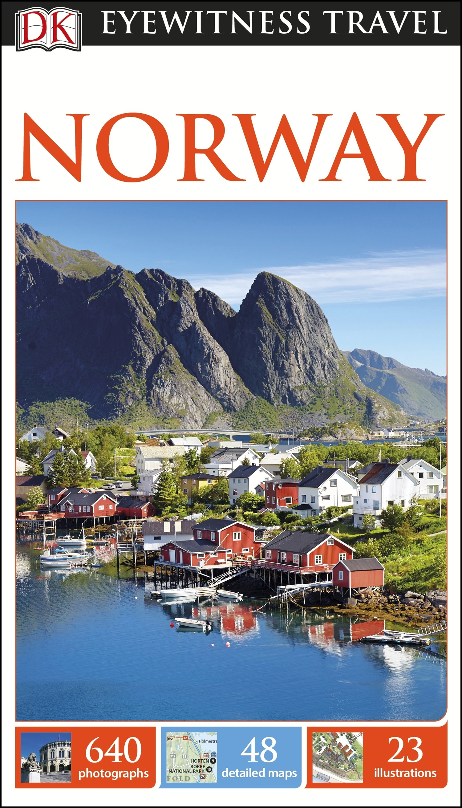 Norway: Eyewitness Travel Guide