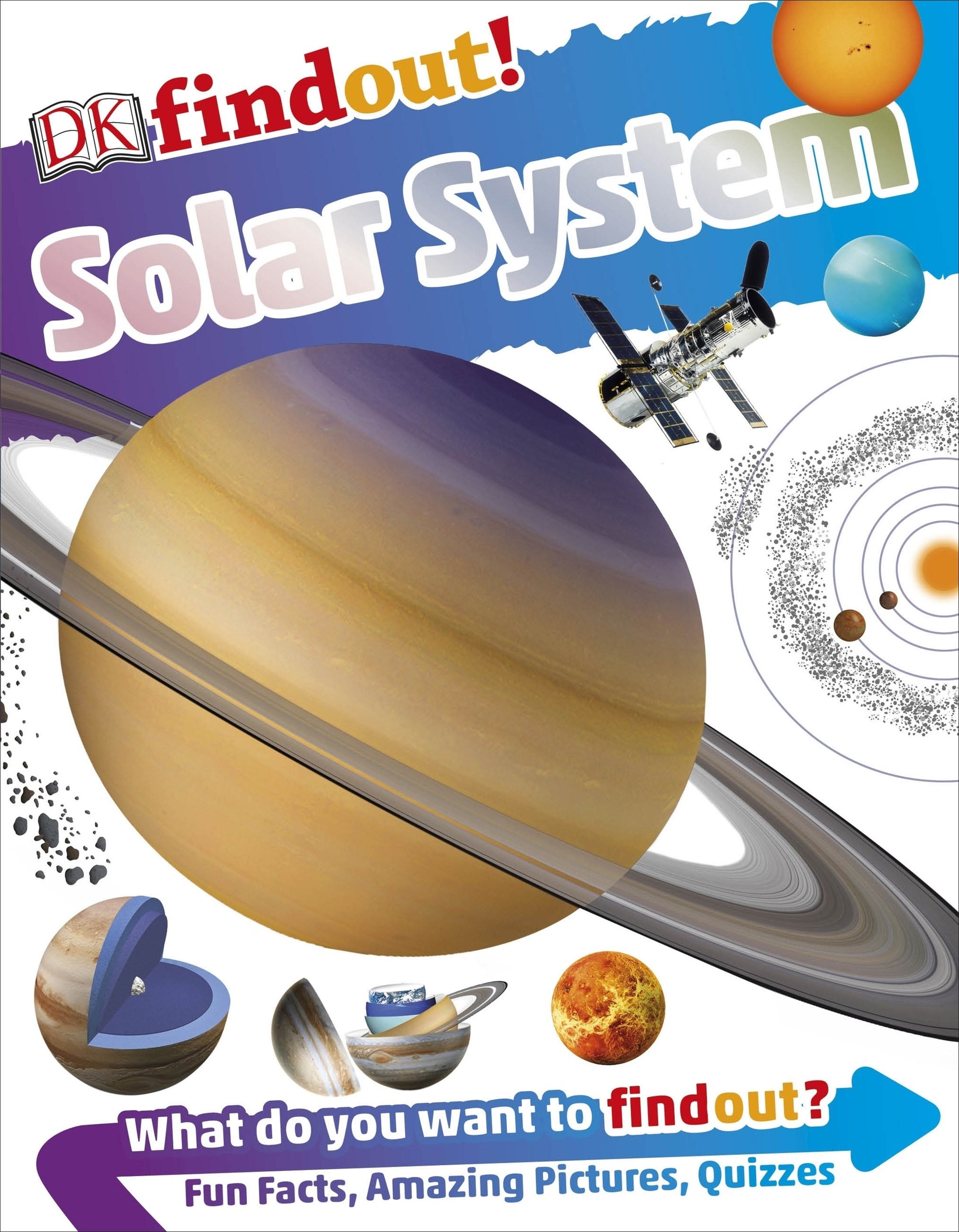 DK Find Out!: Solar System