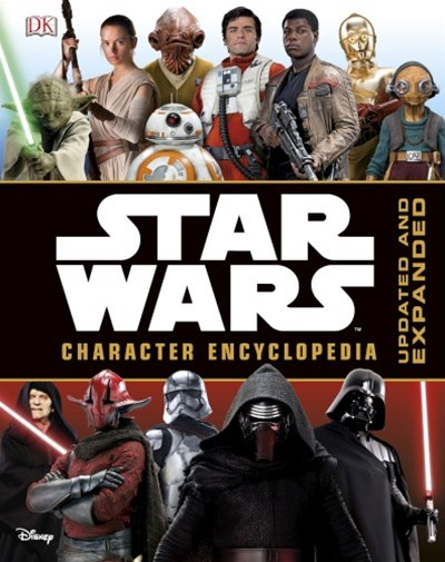 Star Wars: Character Encyclopedia Updated Edition