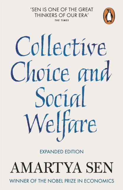 (ebook) Collective Choice and Social Welfare
