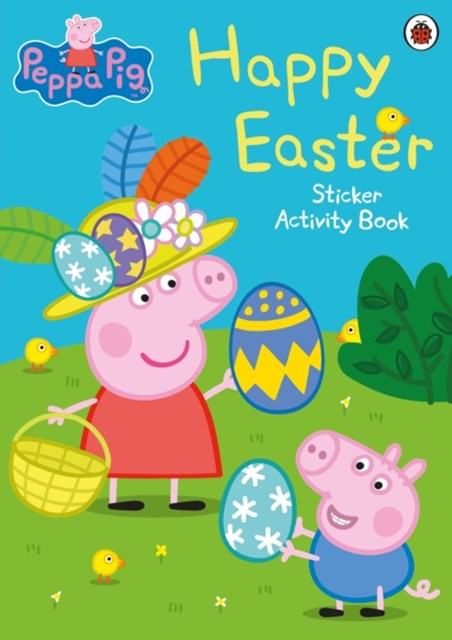 Peppa Pig: Happy Easter Sticker Book
