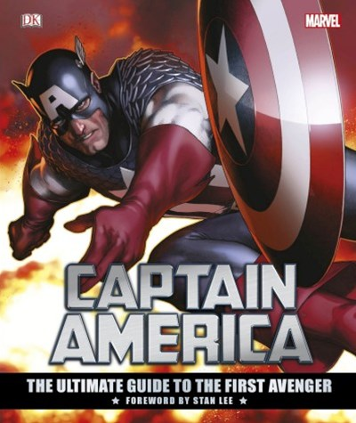 Marvel Avengers: Captain America: The Ultimate Guide