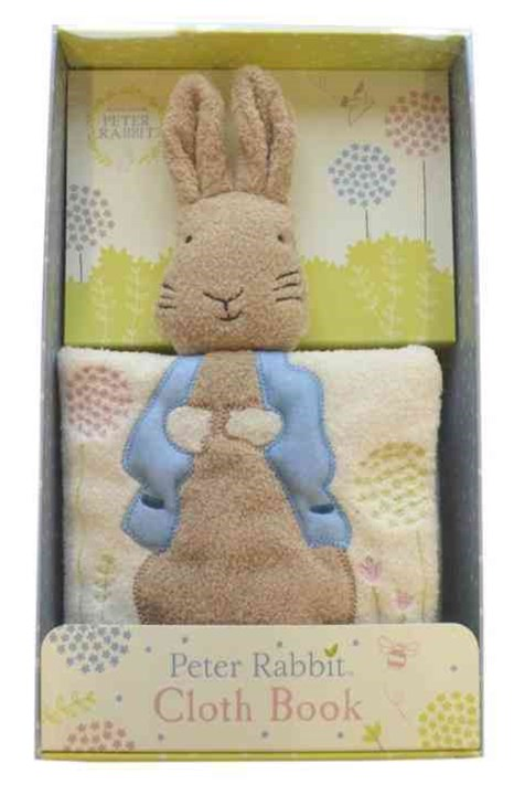 Peter Rabbit:Cloth Book