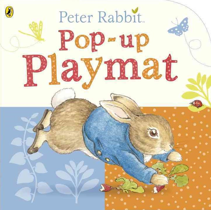 Peter Rabbit: Pop-Up Playmat