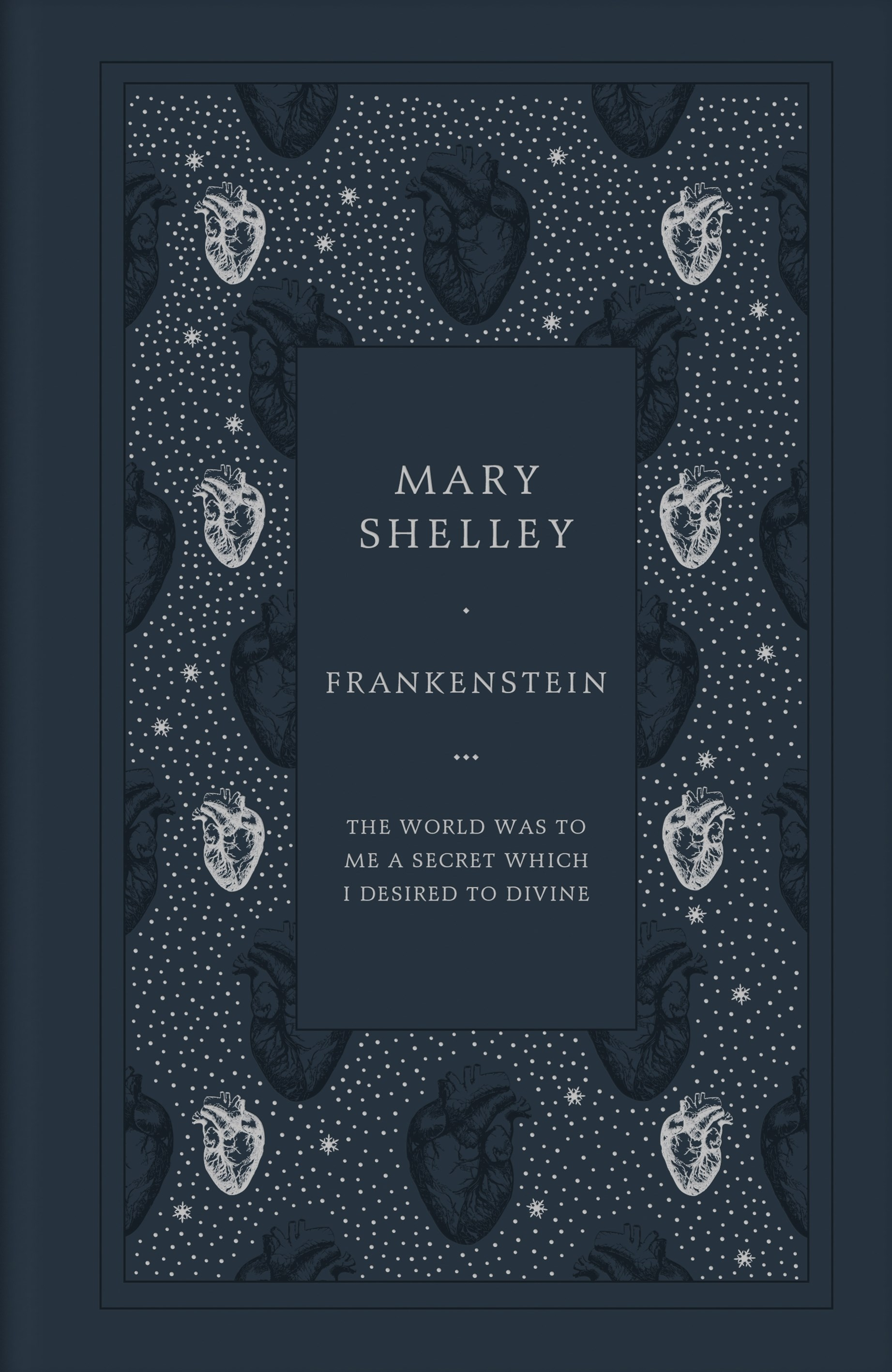 Frankenstein (Faux Leather Edition): Design by Coralie Bickford-Smith