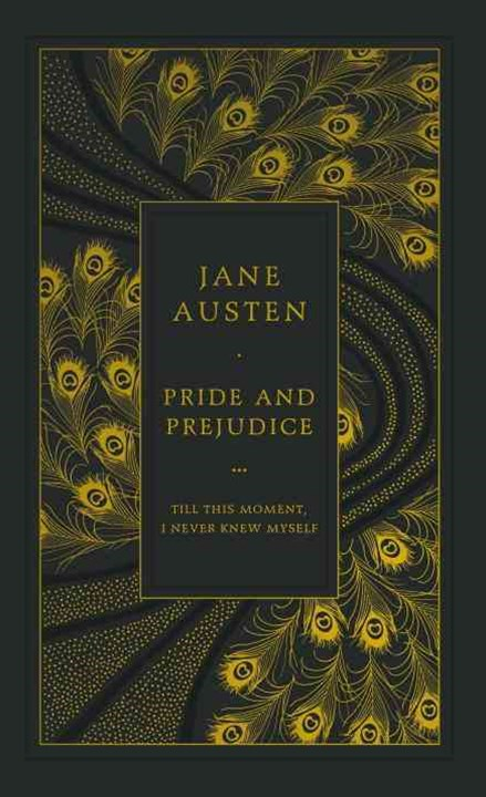 Pride and Prejudice (Faux Leather Edition): Design by Coralie Bickford-Smith