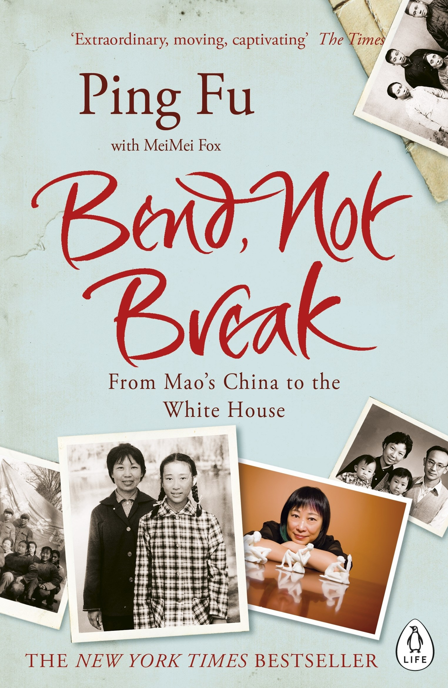 Bend, Not Break: From Mao's China To The White House