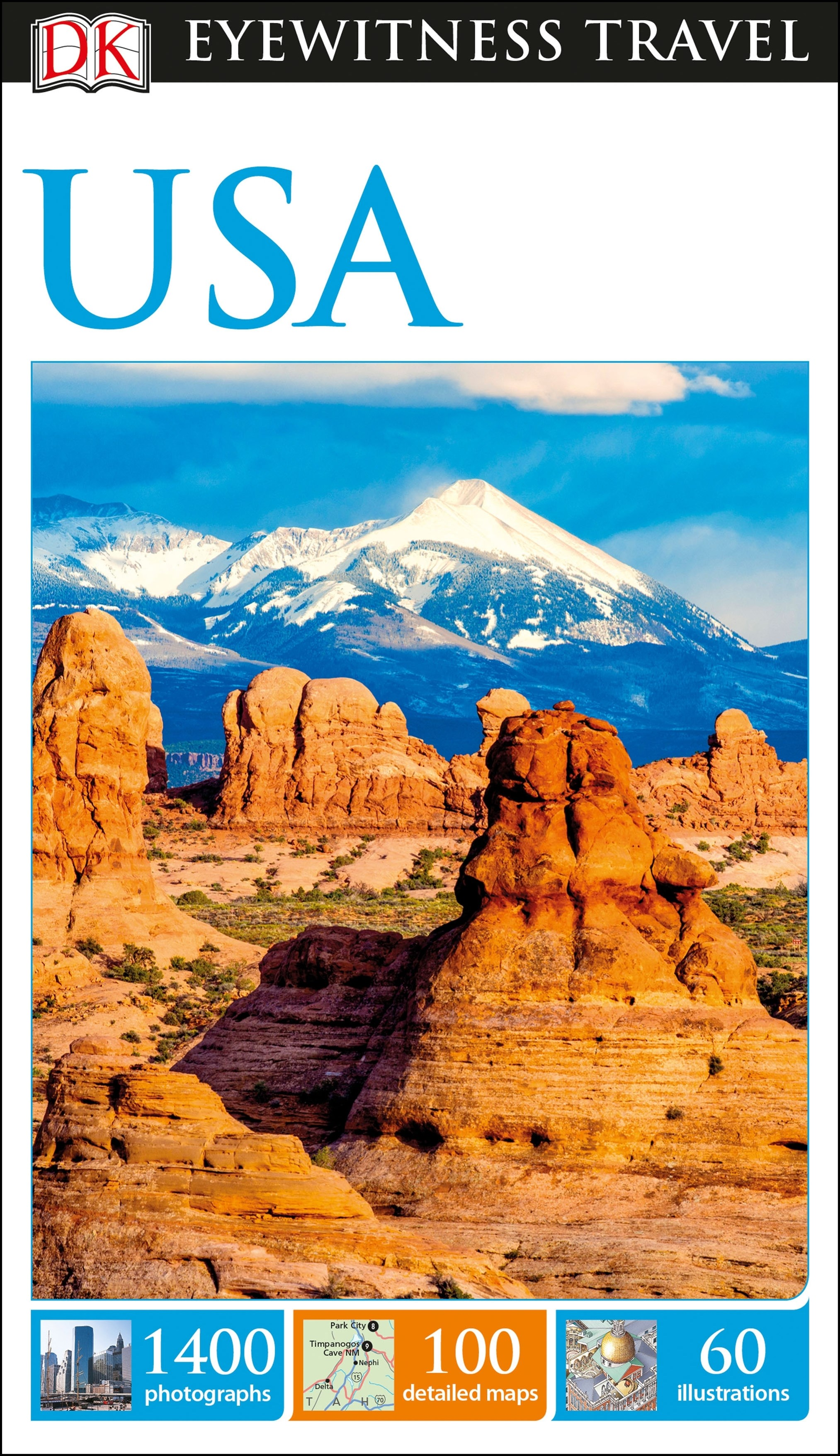 USA: Eyewitness Travel Guide