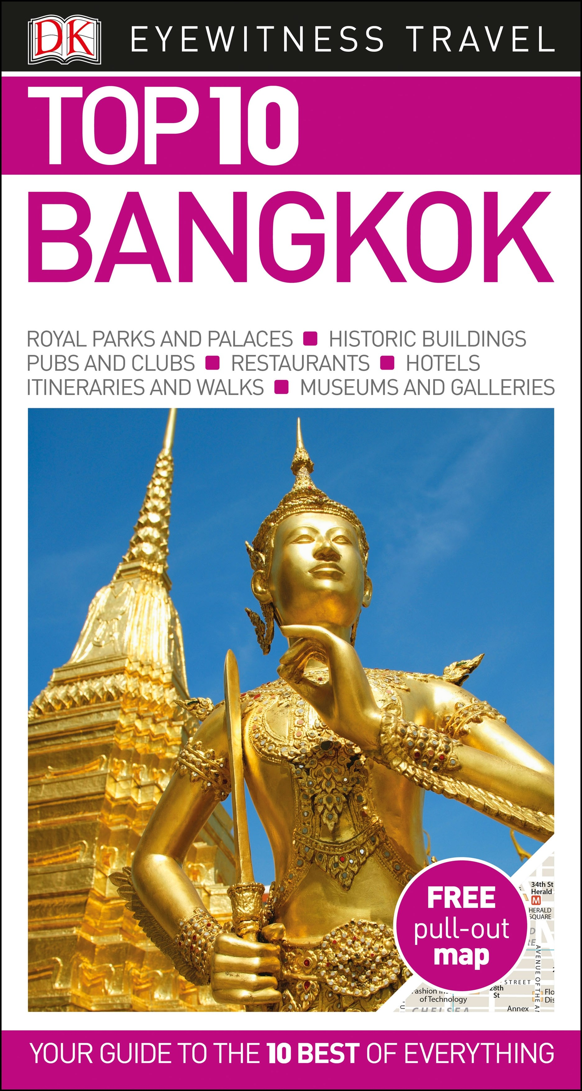 Bangkok: Eyewitness Top 10 Travel Guide