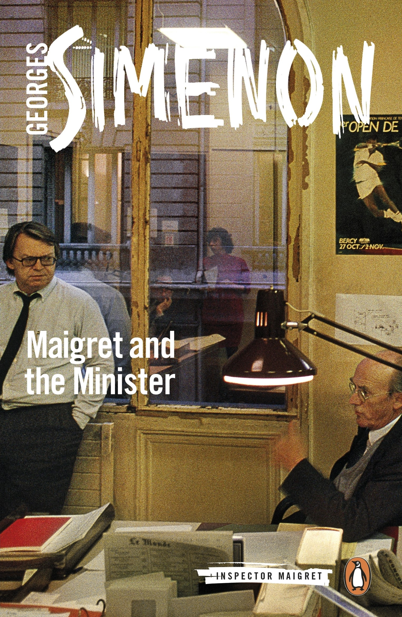 Maigret at the Minister's: Inspector Maigret #46
