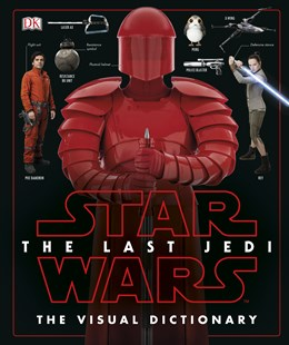 Star Wars: The Last Jedi Visual Dictionary by DK (9780241281093) - HardCover - Non-Fiction Art & Activity