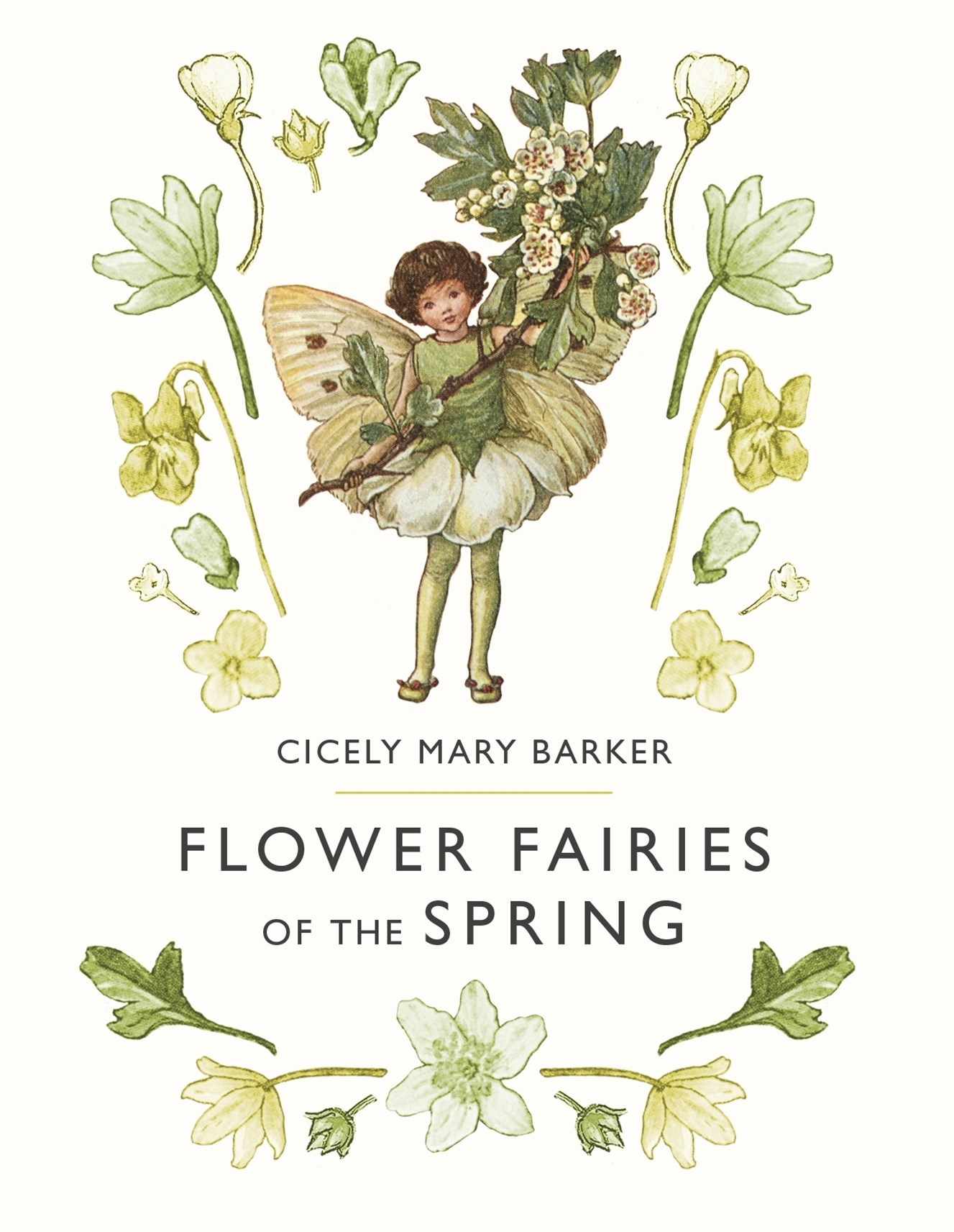 Flower Fairies Of The Spring