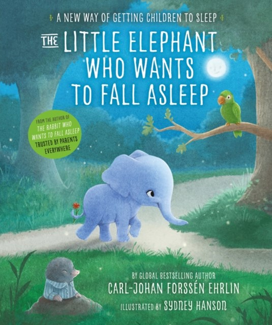 Little Elephant Who Wants to Fall Asleep