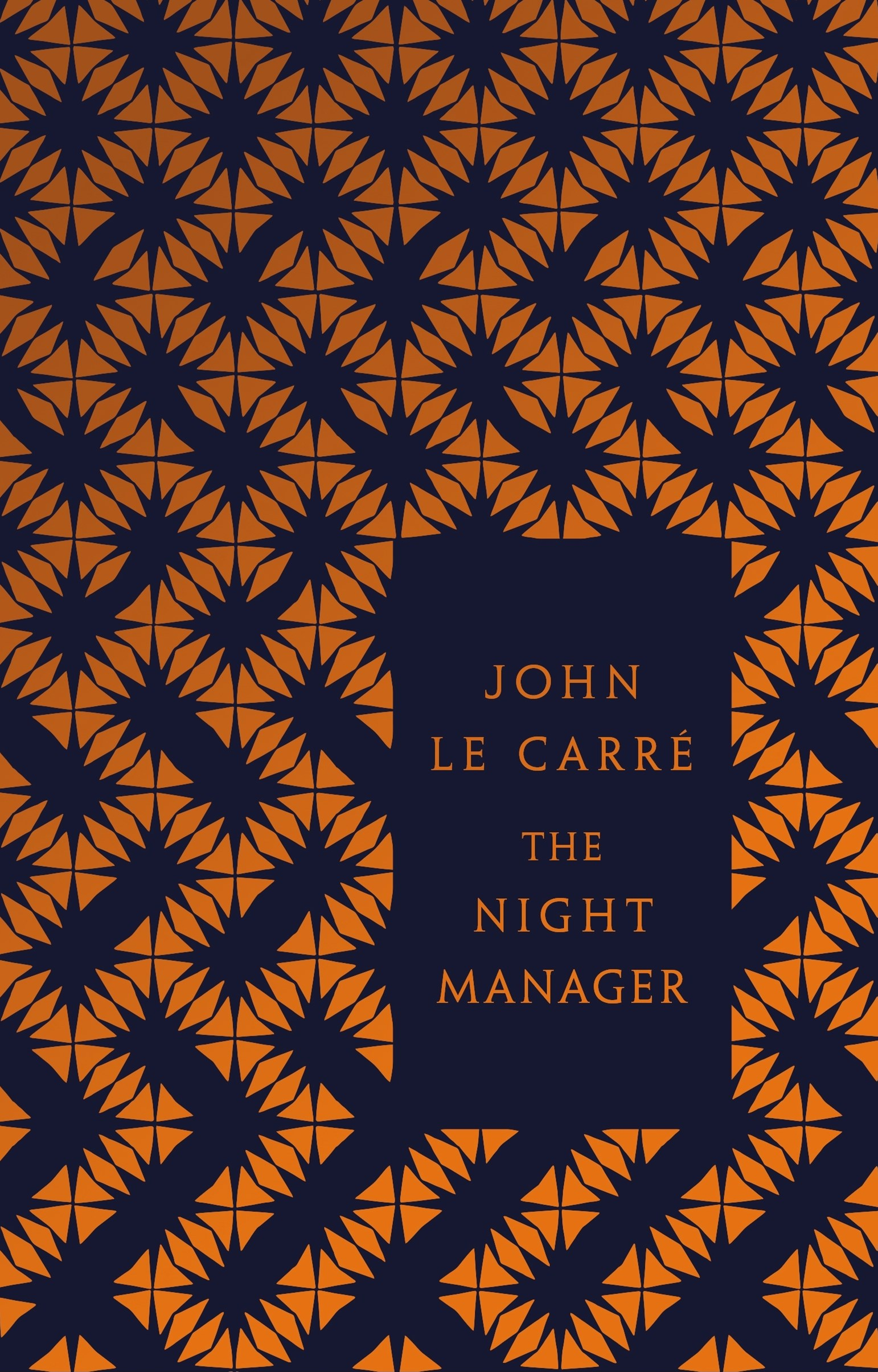 The Night Manager: Design by Coralie Bickford-Smith