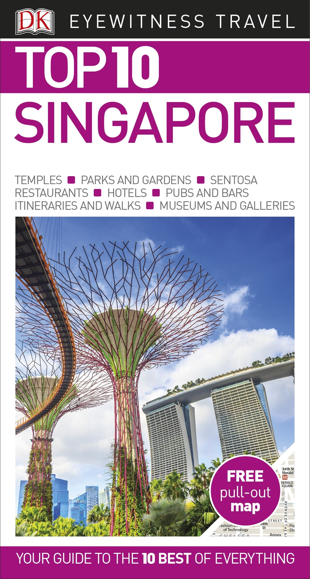 Dk Eyewitness Travel Guide Top 10 Singapore