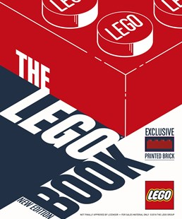 The LEGO Book: 60th Anniversary New Edition by DK (9780241314227) - HardCover - Non-Fiction