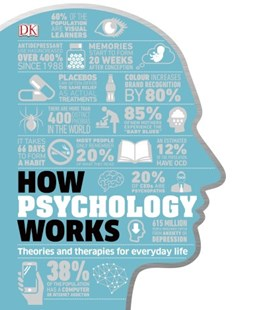 How Psychology Works by DK (9780241317693) - HardCover - Social Sciences Psychology
