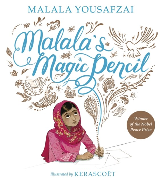 (ebook) Malala's Magic Pencil