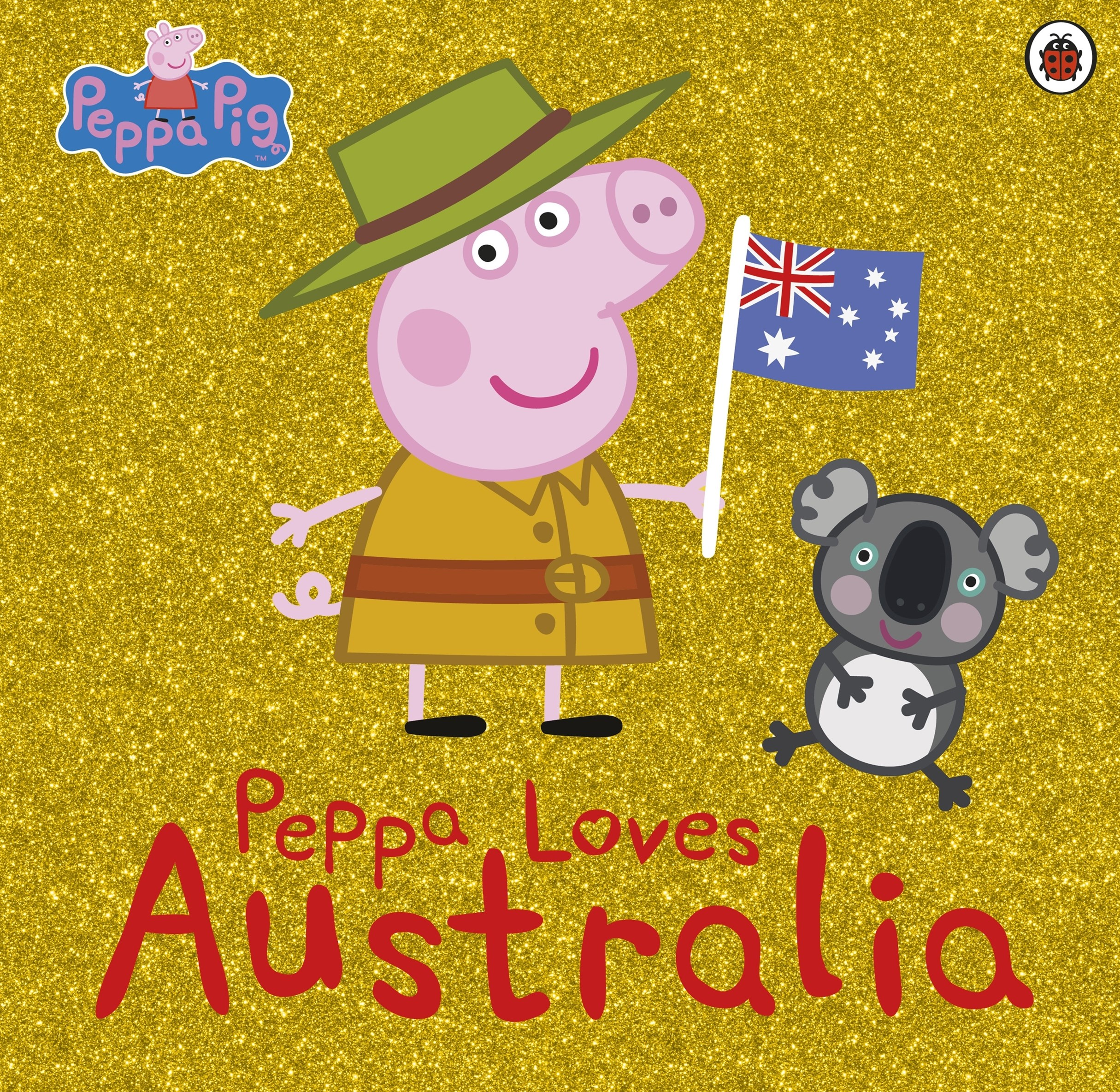 Peppa Pig: Peppa Loves Australia