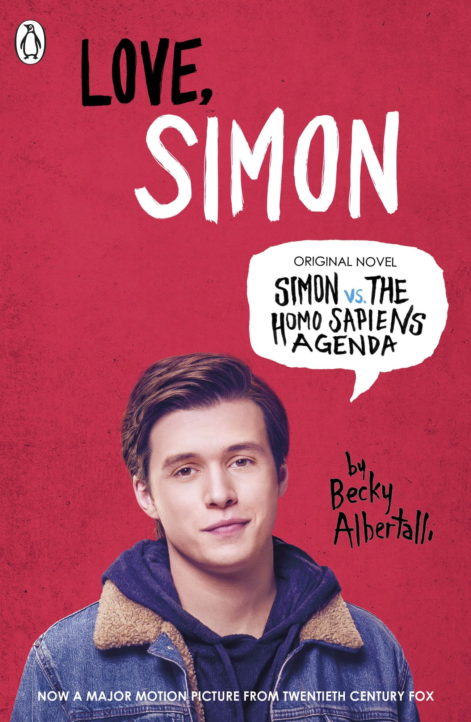 Love, Simon: Simon Vs The Home Sapiens Agenda Official Film Tie-in