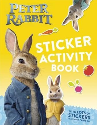Peter Rabbit, The Movie Book