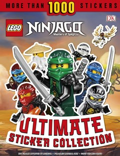 LEGO NINJAGO Ultimate Sticker Collection by DK (9780241340325) - PaperBack - Non-Fiction Art & Activity
