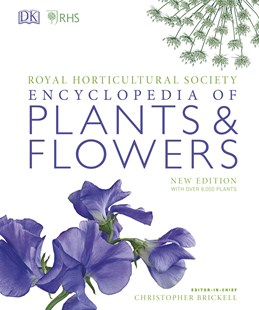 RHS Encyclopedia of Plants & Flowers by DK (9780241343265) - HardCover - Home & Garden Gardening