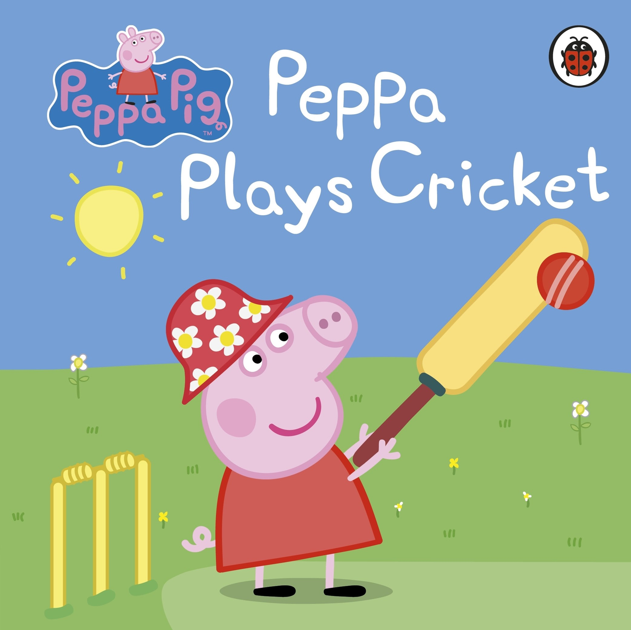Peppa Pig: Peppa Plays Cricket