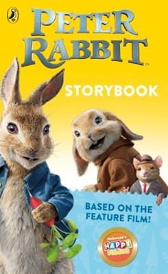 PETER RABBIT, The Movie: Storybook (Happy Readers exclusive)