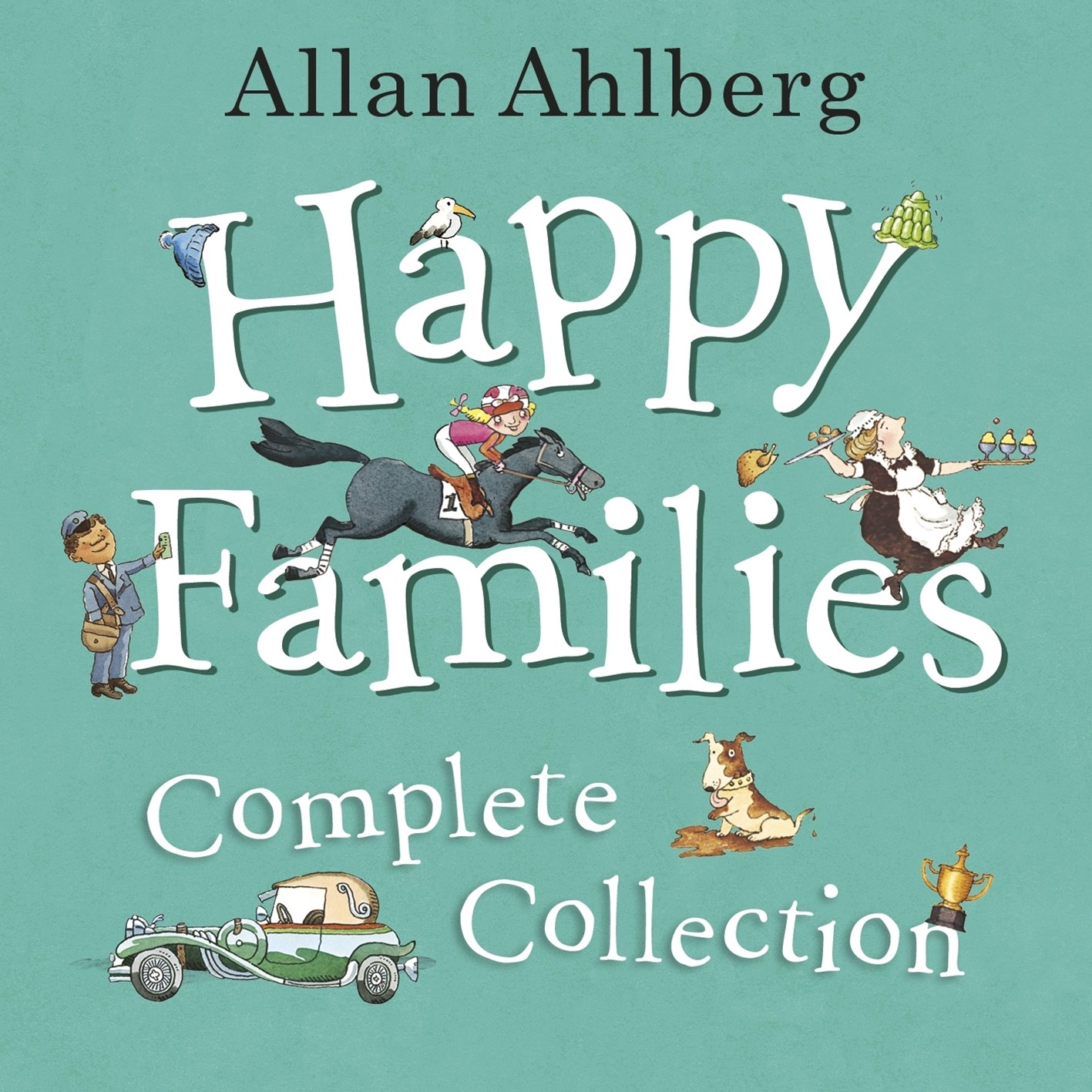 Happy Families: Complete Collection