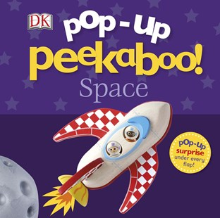 Pop-Up Peekaboo! Space - Non-Fiction
