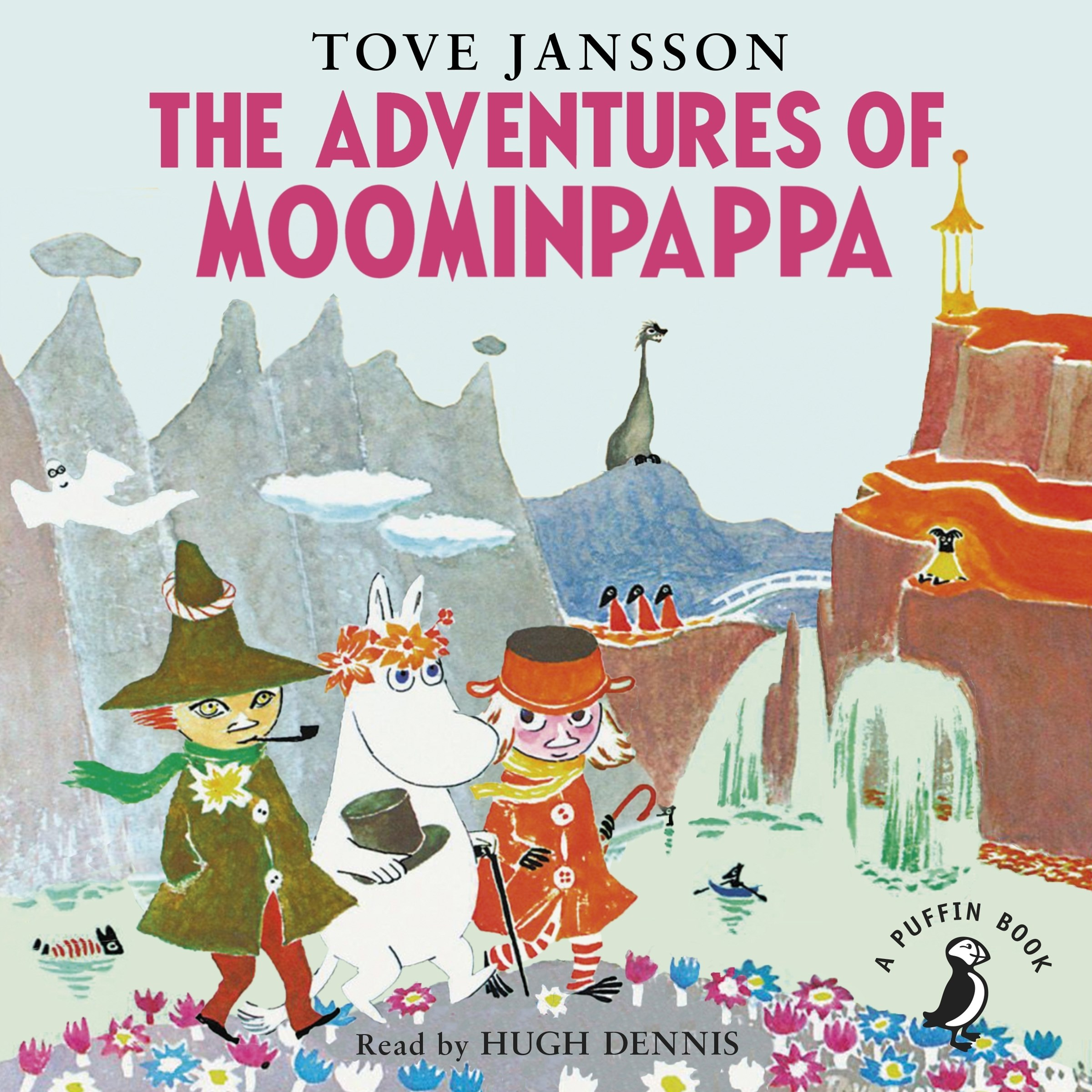 The Adventures Of Moominpappa
