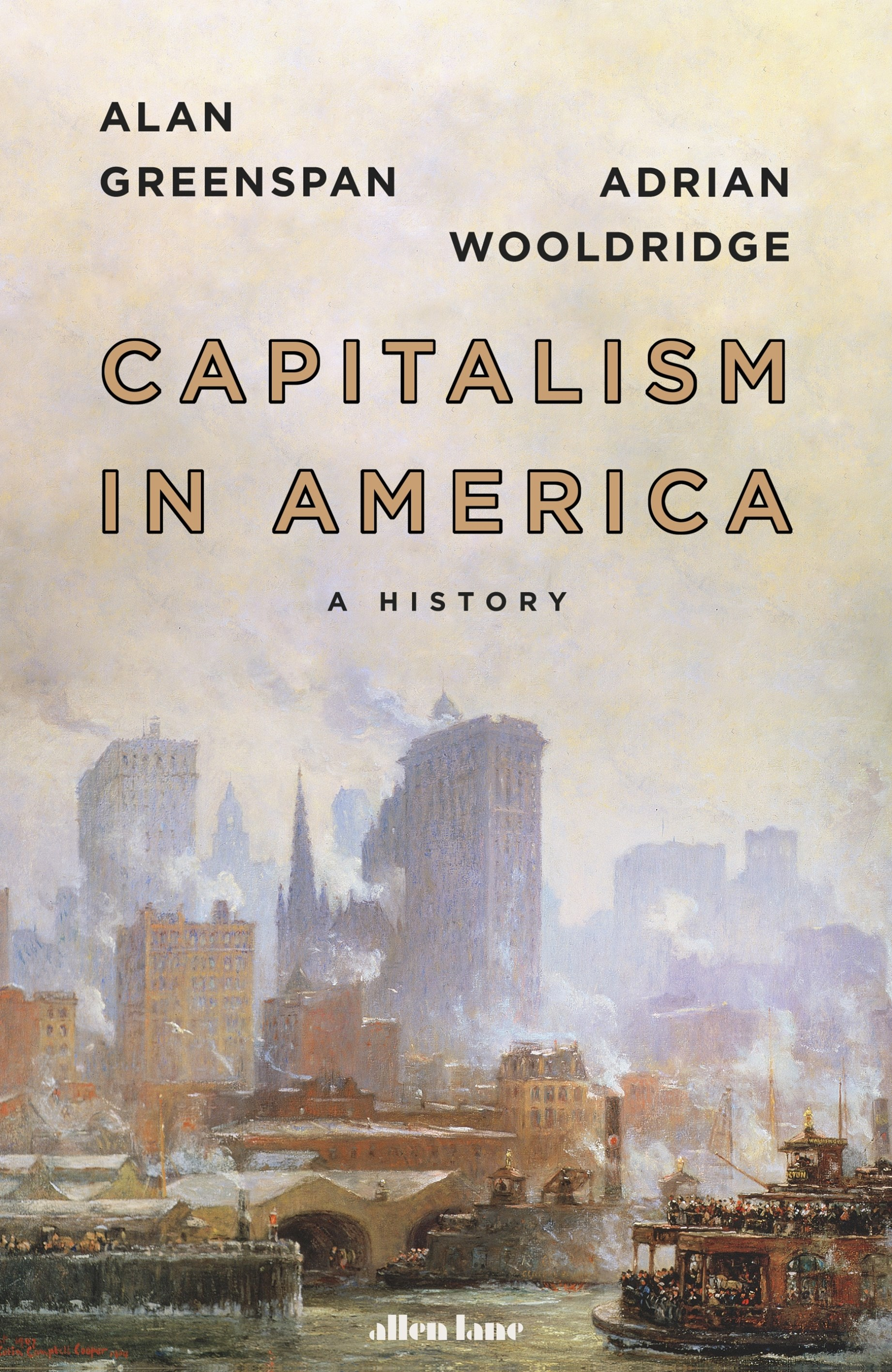 Capitalism in America: A History