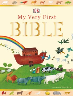 My Very First Bible by DK (9780241366493) - HardCover - Non-Fiction