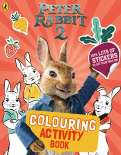 PETER RABBIT 2: COLOURING ACTIVITY BOOK by Beatrix Potter (9780241410837) - PaperBack - Non-Fiction Art & Activity