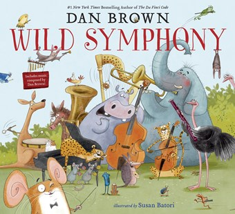 Wild Symphony by Dan Brown, Susan Batori (9780241467916) - HardCover - Picture Books Gift & Novelty