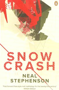 Snow Crash by Neal Stephenson (9780241953181) - PaperBack - Fantasy