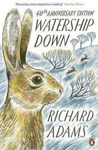 Watership Down by Richard Adams (9780241953235) - PaperBack - Children's Fiction