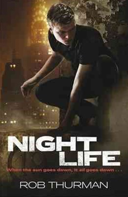 Nightlife: Cal Leandros Novel