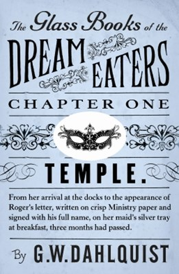 (ebook) The Glass Books of the Dream Eaters (Chapter 1 Temple)