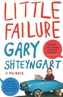 Little Failure by Gary Shteyngart (9780241971987) - PaperBack - Biographies General Biographies