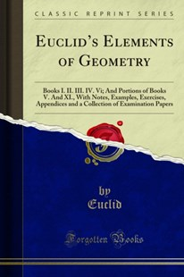 (ebook) Euclid's Elements of Geometry - Science & Technology Mathematics