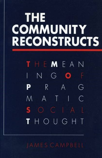 The Community Reconstructs