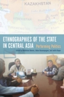 (ebook) Ethnographies of the State in Central Asia