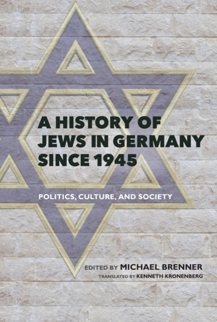 History of Jews in Germany since 1945