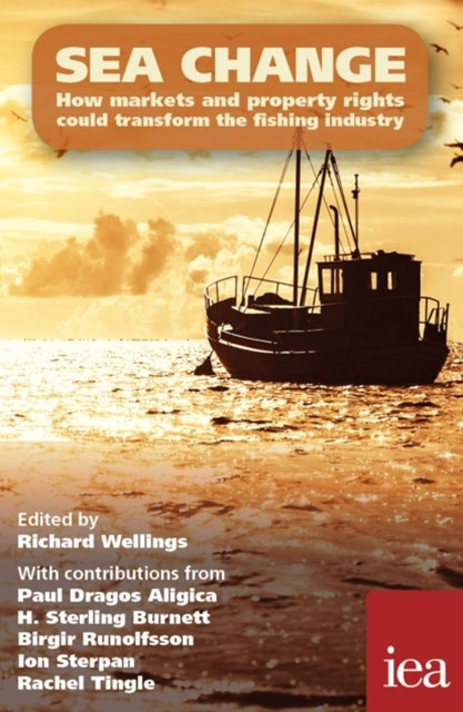 (ebook) Sea Change: How Markets and Property Rights Could Transform the Fishing Industry