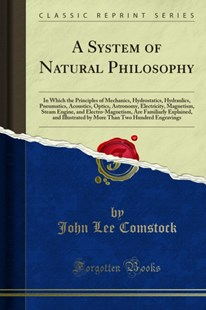 (ebook) System of Natural Philosophy - Science & Technology Physics