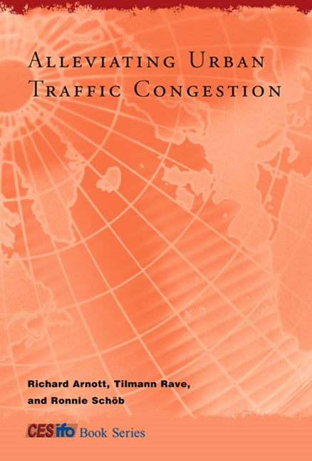 Alleviating Urban Traffic Congestion